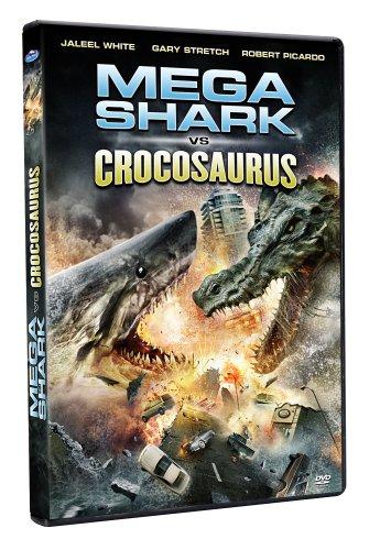 Mega Shark vs Crocosaurus [Francia] [DVD]
