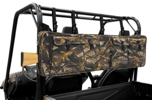 Classic-Accessories-18-003-010401-00-QuadGear-Black-UTV-Double-Gun-Carrier-Fits-UTV-Roll-Cages