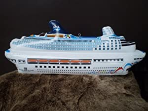 Norwegian Cruise Line Inflatible Toy Cruise Ship