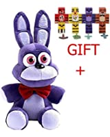 Amazon com coolfly fan fnaf five nights 7 5 quot fazbear plush gift