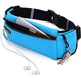 Running Belt Pack, Ugreen Sports Running Waist Pack, Outdoor Sweatproof Reflective Running Bag , Water Resistant...