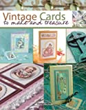 img - for Vintage Cards to Make and Treasure book / textbook / text book