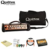 Quilter MicroPro 200 Amp Head w/ Accessories & Amp Bag