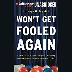 Won't Get Fooled Again Audiobook