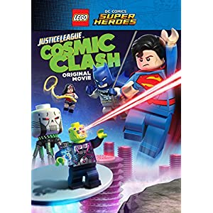 Lego DC Comics Super Heroes : Justice League - Cosmic Clash (2016)