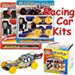 4 F1 Racing Car Kits - Great boys toys