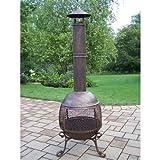 Oakland-Living-Autumn-Chimenea-Antique-Bronze