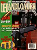 img - for Handloader Magazine - April 1998 - Issue Number 192 book / textbook / text book