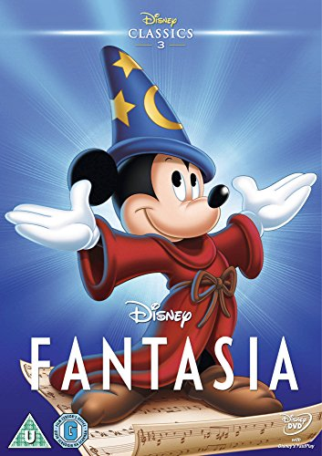 Fantasia (1940) (Limited Edition Artwork & O-ring) [DVD]