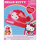 NKOK Knit A Hello Kitty Kit Hat