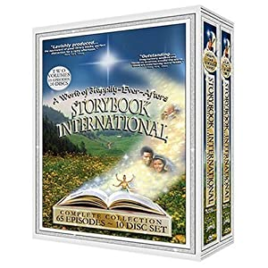 Storybook International Collection 10 Disc Set
