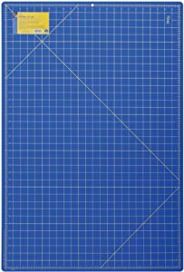 Dritz 24-Inch-by-36-Inch Gridded Cutting Mat