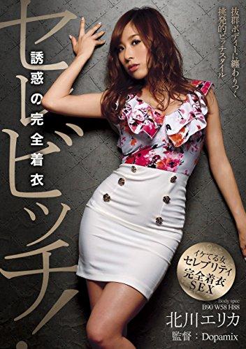 セレビッチ! ~誘惑の完全着衣~ 北川エリカ AVS collector\'s [DVD]