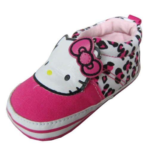 Hello-Kitty-Animal-Kitty-Pink-Infant-Sneaker-Shoes