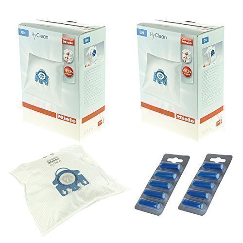 Miele Genuine Vacuum Hoover Dust Bags Power Cat And Dog (S8310 Miele compare prices)