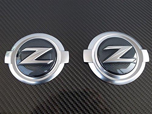 JDM FRONT & REAR SMOKE Z-LOGO EMBLEM FOR 2009-2015 NISSAN 370Z (Xmods Engine compare prices)