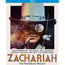 Zachariah [Blu-ray]