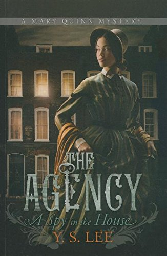 A Spy in the House (Agency (Paperback))