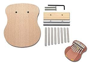 SUZUKI スズキ 手づくり楽器シリーズ カリンバキット