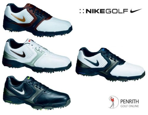 2013 Nike Lunar Saddle Mens Golf Shoes ** New Out**