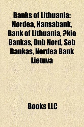 banks-of-lithuania-nordea-hansabank-bank-of-lithuania-kio-bankas-dnb-nord-seb-bankas-nordea-bank-lie