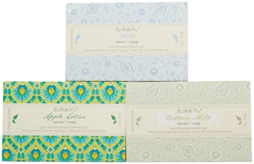 La Belle Vie Trio Gift Set - Nimes - 21 oz - 1