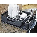Polder KTH-650 Expansion Dish/Baker Rack, Grey