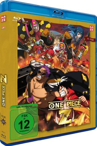 One Piece Z, Blu-ray