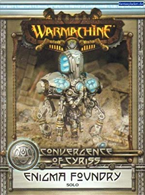 Privateer Press - Warmachine - Convergence: Enigma Foundry Model Kit
