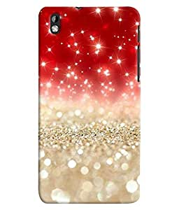HTC Desire 816 MULTICOLOR PRINTED BACK COVER FROM GADGET LOOKS