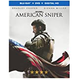 Bradley Cooper (Actor), Sienna Miller (Actor), Clint Eastwood (Director) | Format: Blu-ray   140 days in the top 100  (2176)  Buy new:  $44.95  $24.96  36 used & new from $16.77