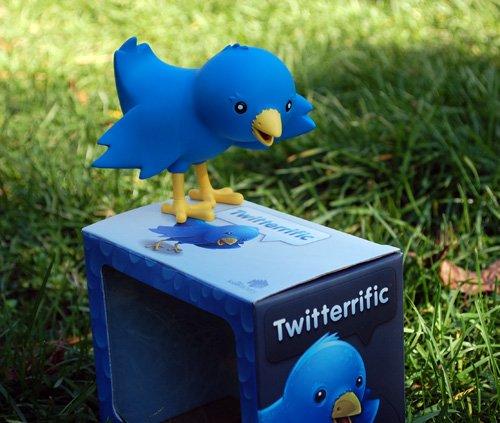 Ollie the Twitterrific TWITTER Bird