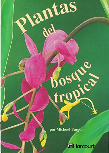 Harcourt School Publishers Trofeos Advanced-Level  Grade 4 Plantas/Bosque  [HARCOURT SCHOOL PUBLISHERS] (Tapa Blanda)