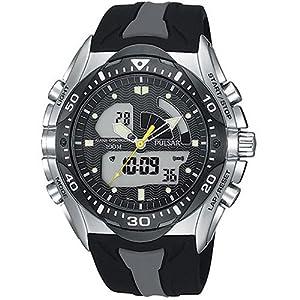 Pulsar Men's Tech Gear Strap Watch PP4009