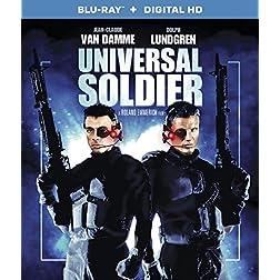 Universal Soldier Bd [Blu-ray]