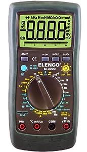 Elenco Electronics M-3000 LCR Multimeter