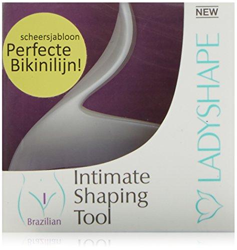 Lady-Shape-Intimate-Shaping-Tool-Brazilian-Pochoir-Brsiliens-de-Rasoir-pour-le-intime