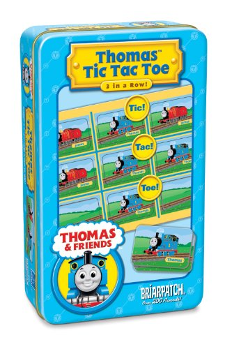 Thomas Tic Tac Toe Game - 1