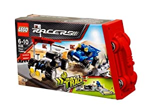 LEGO Racers 8126 Desert Challenge