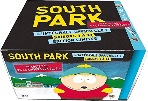 south-park-lintegrale-officielle-saisons-1-a-15-francia-dvd