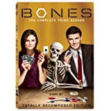Bones: The Complete Third Season (Totally Decomposed Edition) (Bilingual)