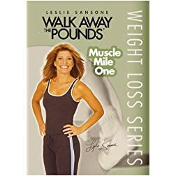 Leslie Sansone: Walk Away The Pounds: Muscle Mile One