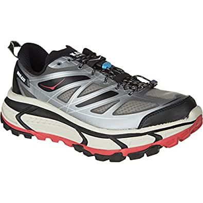 Hoka Mafate Speed 2015 Mens Trail Running Shoe in Grey