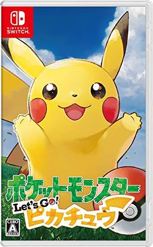 「ポケットモンスター Let's Go! ピカチュウ・イーブイ」発売3日間で66.4万本を販売