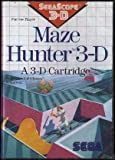 Maze Hunter 3D, a 3D Cartridge