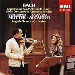 Double Violin Concerto In D Minor BWV1043: III. Allegro