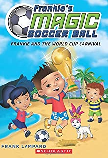 Book Cover: Frankie and the World Cup Carnival