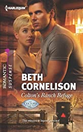 Colton's Ranch Refuge (Harlequin Romantic Suspense)