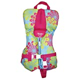 Kidder Infant Biolite Life Jacket, Pink
