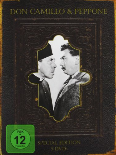 Don Camillo & Peppone Edition [Special Edition] [5 DVDs]